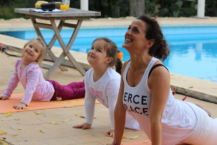 Nicole und die Mädchen