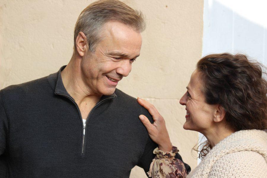 Hannes mit Nicole