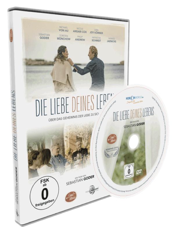 DVD Die Liebe Deines Lebens